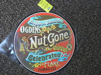 The Small Faces - Ogdens Nut Gone Flake - Picture Disc 12 Inch Vinyl Scarce Mint