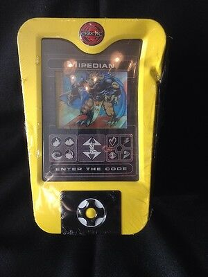 TC Digital - Chaotic Scanner Tin and cards - Mipedian - Yellow Sealed tin (G7)