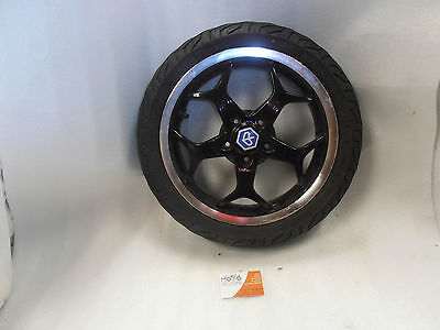 Piaggio MP3 500 Front LEFT Wheel and Tyre