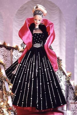 1998 Happy Holidays® Barbie® Doll - Collector Edition