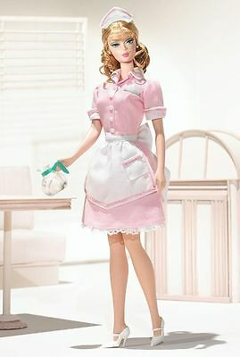 The Waitress Barbie® Doll - Silkstone Barbie Collector Gold Label