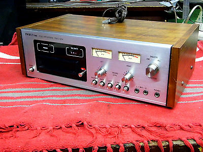 Vintage Project/One TRP-870 8-Track Tape Player Good Condition Works Great
