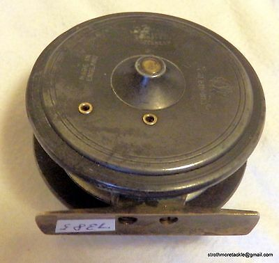 "Vintage Alex Martin Caledonia 2 5/8"" Reel by Dingley"