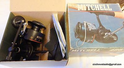 Mitchell 486 Fixed Spool Reel Mint Boxed etc Unused FRANCE