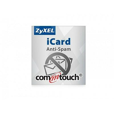ZyXEL - iCard Commtouch Anti-Spam - 11147087