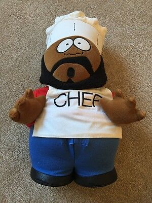 South Park Chef Teddy Great Condition