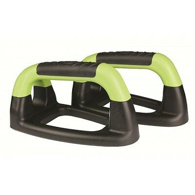 Fitness Mad Gripped Solid Push Up Stands