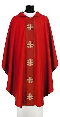 Kasel Messgewand Priestergewand Casula Chasuble Vestment 103-C