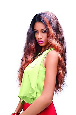 Sleek Fashion Idol 101 Synthetic Lace Front Wig -  INDIA With Free P&P