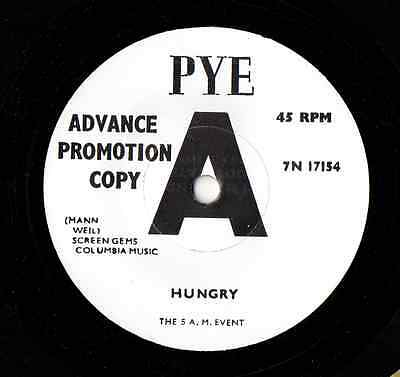 """The 5 A.m. Event - """"hungry"""" Freakbeat Monster! Hear Both Sides"""