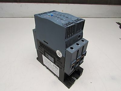 Siemens Sirius Soft-Start 3Rw4047-1Bb14 Starter 106Amp Excellent Condition M/o!!