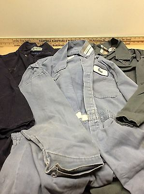 Coveralls Pre-Used Great Condition Value Pack 3Pack set FREE Priority shipping