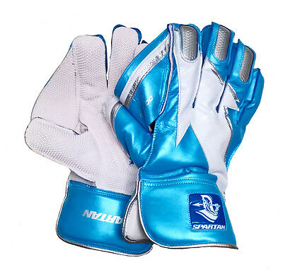 Mens SPARTAN MP 1000 Wicket Keeping Gloves Cricket Adult Keeper Matt Prior AM