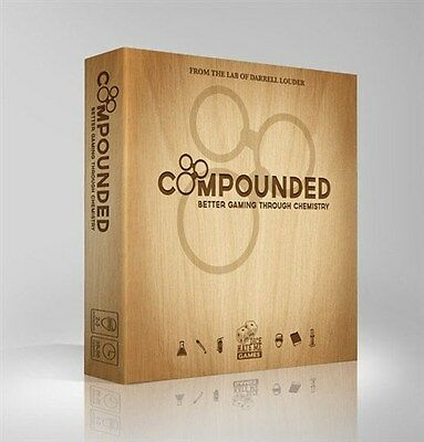 Compounded Card Game: Better Gaming Through Chemistry