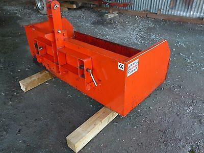 3 Point Linkage Transport Box For Tractor