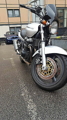 Kawasaki Z750 ZR7 Motorcycle. Naked Tourer. **Delivery available**