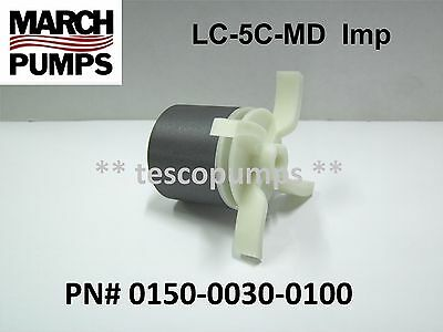 March  0150-0030-0100  Impeller for  LC-5C-MD