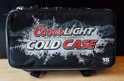 Coors Light The Silver Bullet Cold Case