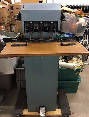 Spinnit Lassco Paper 3-Hole Drill Model FMM3P184