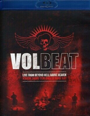 Volbeat: Live from Beyond Hell/Above Heaven (2011, Blu-ray NUEVO) (REGION ALL)