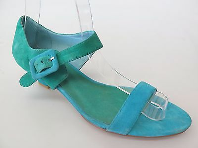 $30 Clearance - Top End - new ladies leather sandals size 37 / 6.5 #36