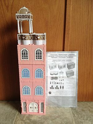 Polly Pocket Vintage 1999 Mansion With Instructions