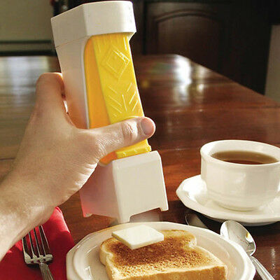 Home Kitchen Butter Cheese Cutter Cut Slices Slicer Click On Squeeze Device Tool
