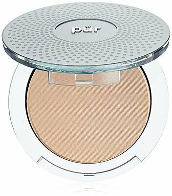 Pur Minerals 4 in 1 Pressed Mineral Makeup LIGHT / CLAIR SPF15 8g NEW