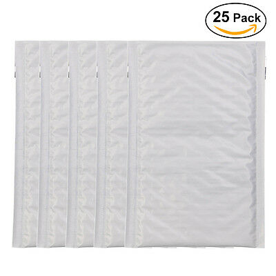 """25pcs Poly Bubble Mailers Plastic Padded Envelope Shipping Bags  6x9"""""""