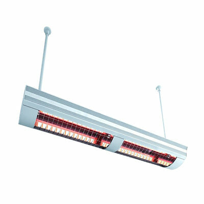 Infrared radiant heaters Solamagic 2800 Watt Ceiling mounting in Various