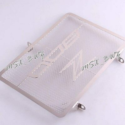 CNC Motor Radiator Grille Guard Cover Protector For KAWASAKI Z800 2012 2013 2014