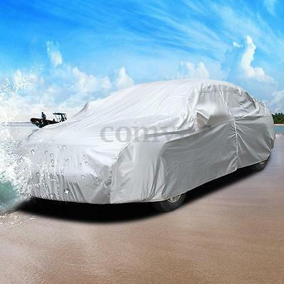 A+ Extra Large Waterproof Car Cover Full Uv Protection Breathable Wind Snow Uk