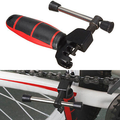 New Pro Cycling Bike Bicycle MTB Repair Tool Steel Chain Breaker Splitter Cutter