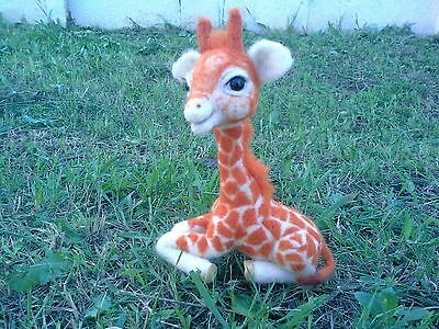 Giraffe Samantha . Unique & exclusive Toy