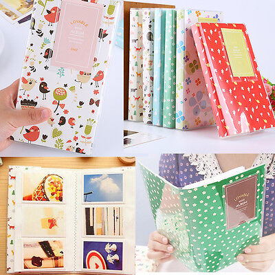 84 Pockets Picture Photo Album Case ZY For Polaroid FujiFilm Instax Mini Film