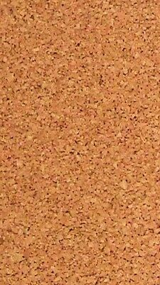 "THICK 18"" x 24"" x 1/2"" CORK BULLETIN MESSAGE BOARD PANEL SHEET ACOUSTIC"