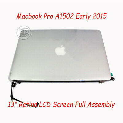 "Genuine LCD Screen Assembly for Apple Macbook Pro Retina 13"" A1502 Early 2015"