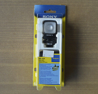 NEUF! LAMPE TORCHE VIDEO SONY HVL-S3D pour CAMESCOPE !