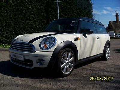 2010 Mini Cooper D Clubman Salvage Category C 053615