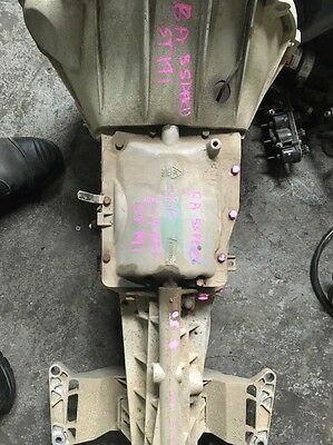 Ford Ba Bf Xr6 Tremec 5 Speed Gearbox