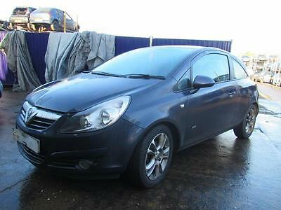 2008 Vauxhall Corsa SXI A/C 16v Salvage Category C 054108