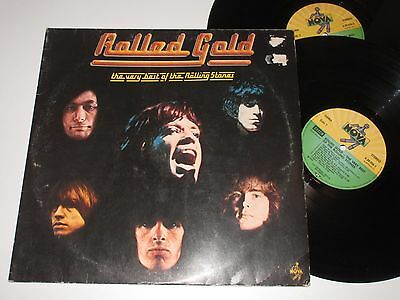 2 LP/THE ROLLING STONES/ROLLED GOLD/Vova 6.28356 DT