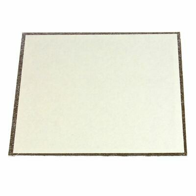 Silver Round Cake Cards 3mm Strong Base 4 - 16 inches - Free Postage