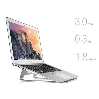 "Laptop Cooling Desk Stand Tablet Holder For MacBook Pro Air/Computer 11"" to 15"""