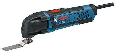New Bosch Professional Multi Cutter With 8 Accessories GOP 250CEC 110 Volt