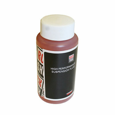 RockShox Suspension Oil 2.5wt 120ml Bottle