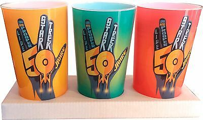 "Star Trek Becher Set ""Live Long and Prosper"""