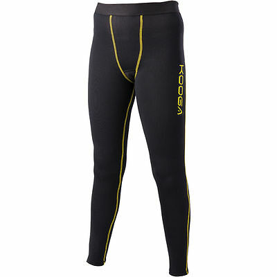 Kooga Junior Thermal Power Pant PRO BIONICS Base Layer Skins Boys