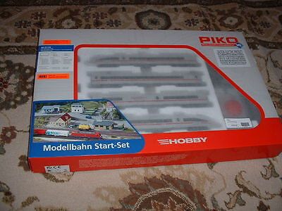 Piko Ho Scale 63087 ICE 3 Set New in Box  Complete set track and power supply