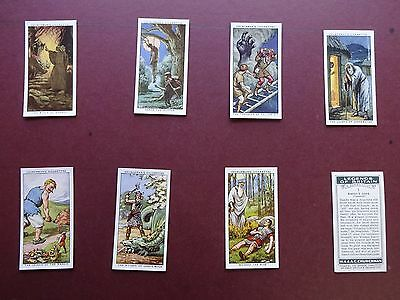 Legends Of Britain Issued 1936 By Churchman Set 50